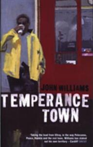 Temperance Town - John Williams - cover