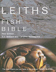 Leith's Fish Bible - C. J. Jackson - cover