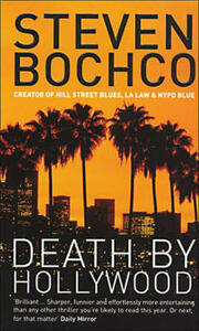 Death by Hollywood - Steven Bochco - cover