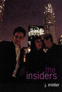 The Insiders - Jonathan Minter - cover