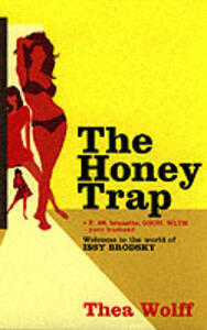 The Honey Trap - Thea Wolff - cover