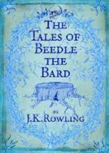 The Tales of Beedle the Bard - J. K. Rowling - cover