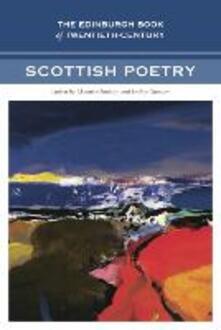 The Edinburgh Book of Twentieth-century Scottish Poetry - cover