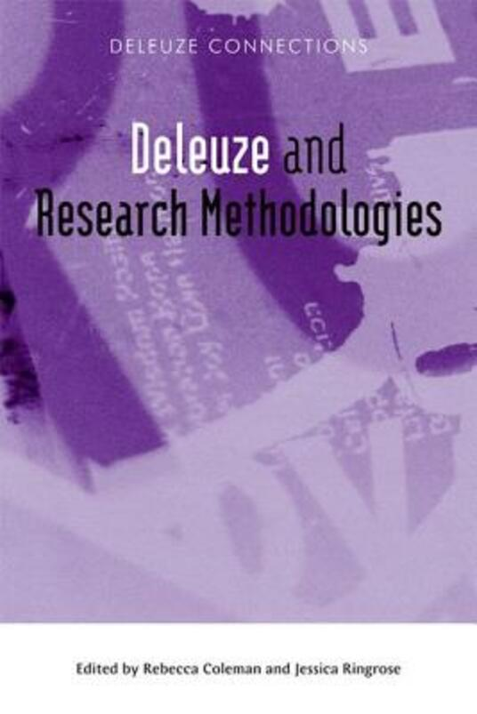 Deleuze and Research Methodologies - cover