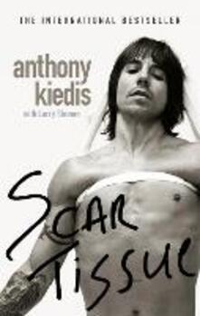 Scar Tissue - Anthony Kiedis - cover