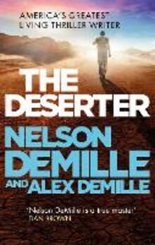 The Deserter - Nelson DeMille,Alex DeMille - cover