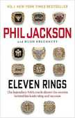 Libro in inglese Eleven Rings Phil Jackson