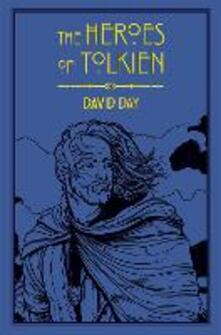 The Heroes of Tolkien - David Day - cover