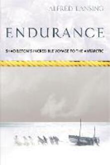 Endurance: Shackleton's Incredible Voyage - Alfred Lansing - cover