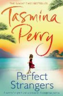 Perfect Strangers: How well do you know the person you love? - Tasmina Perry - cover
