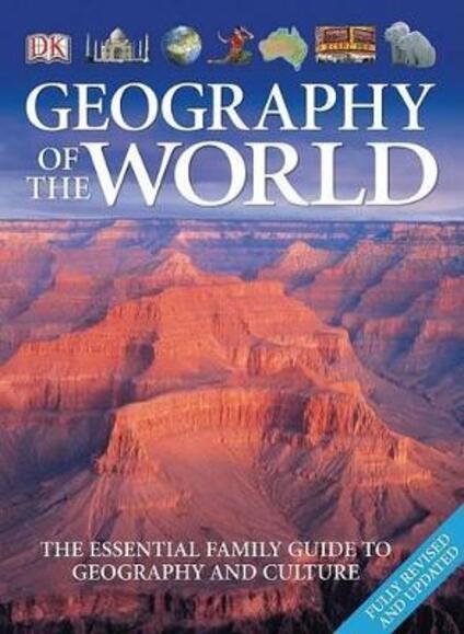 Geography of the world. Per la Scuola media. Con CD Audio. Con CD-ROM - Simon Adams,Anita Ganeri,Ann Kay - copertina
