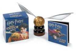 Libro in inglese Harry Potter Golden Snitch Sticker Kit Running Press