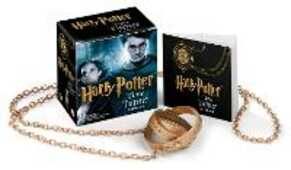 Libro in inglese Harry Potter Time Turner Sticker Kit Running Press
