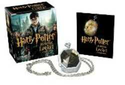 Libro in inglese Harry Potter Locket Horcrux Kit and Sticker Book Running Press