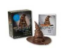 Libro in inglese Harry Potter Talking Sorting Hat and Sticker Book: Which House Are You? Running Press
