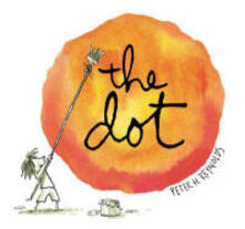 The Dot - Peter H Reynolds - cover