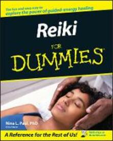 Reiki For Dummies - Nina L. Paul - cover
