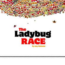 The Ladybug Race - Amy Nielander - cover