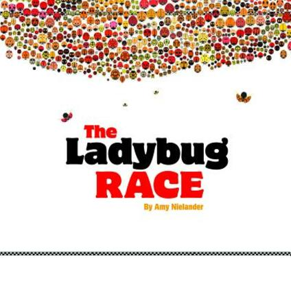 The Ladybug Race - Amy Nielander - cover