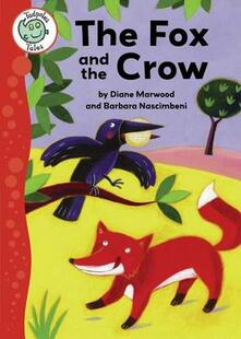 The Fox and the Crow - cover