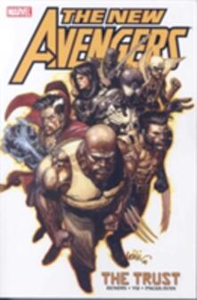 New Avengers Vol.7: The Trust - cover