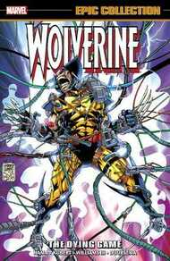 Libro in inglese Wolverine Epic Collection: The Dying Game Larry Hama