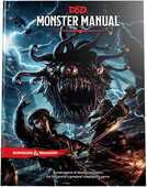 Libro in inglese Monster Manual: A Dungeons & Dragons Core Rulebook Wizards of the Coast