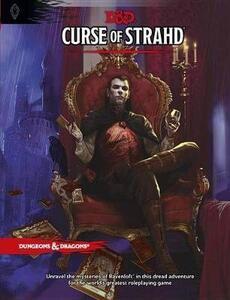 Dungeons & Dragons RPG. Adventure. Curse of Strahd. EN - 2
