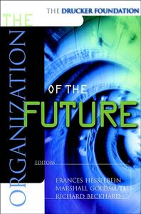 The Organization of the Future - cover