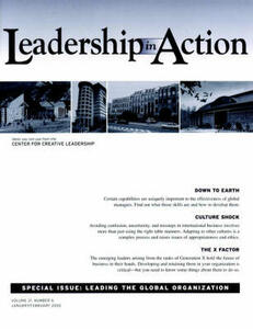 Leadership in Action - Martin Wilcox - cover