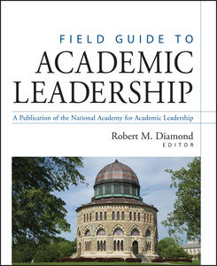 Field Guide to Academic Leadership - cover