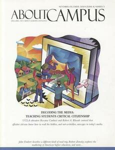 About Campus: Enriching the Student Learning Experience, Volume 10, Number 5, 2005 - ABC - cover