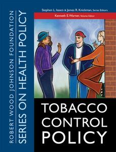 Tobacco Control Policy - cover