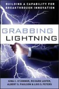 Grabbing Lightning: Building a Capability for Breakthrough Innovation - G.C. O'Connor - cover
