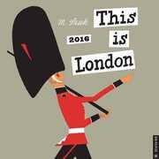 Libro in inglese This Is London M Sasek