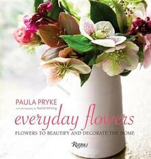 Everyday Flowers - Paula Pryke - cover
