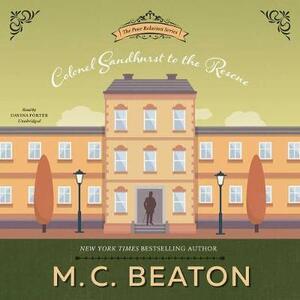 Colonel Sandhurst to the Rescue - M C Beaton - cover