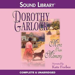 More Than Memory - Kate Forbes,Dorothy Garlock - cover