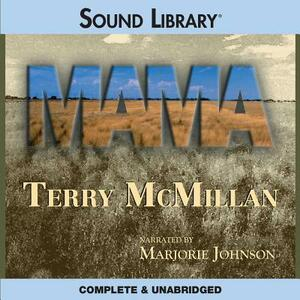 Mama - Terry McMillan - cover