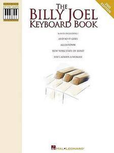 Billy Joel: The Billy Joel Keyboard Book - Billy Joel - cover