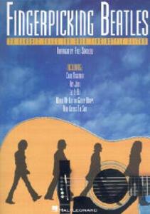 Fingerpicking Beatles - cover