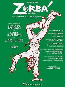Zorba - cover
