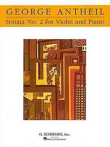 Violin Sonata No. 2 - cover