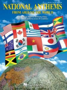 National Anthems From Around The World - cover