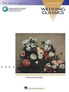 Wedding Classics - High Voice - cover
