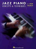 Jazz Piano Concepts & Techniques