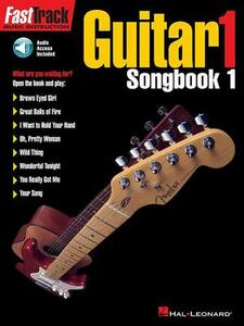 Fast Track: Guitar 1 - Songbook One - Blake Neely,Jeff Schroedl - cover