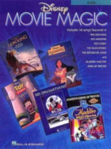Disney Movie Magic Instrumental Solo Flute - cover