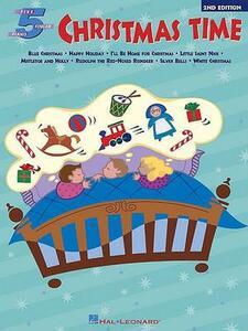 Christmas Time - Hal Leonard Publishing Corporation - cover