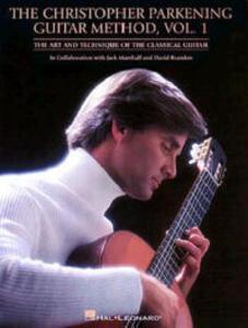 The Christopher Parkening Guitar Method Vol. 1 - Christopher Parkening - cover